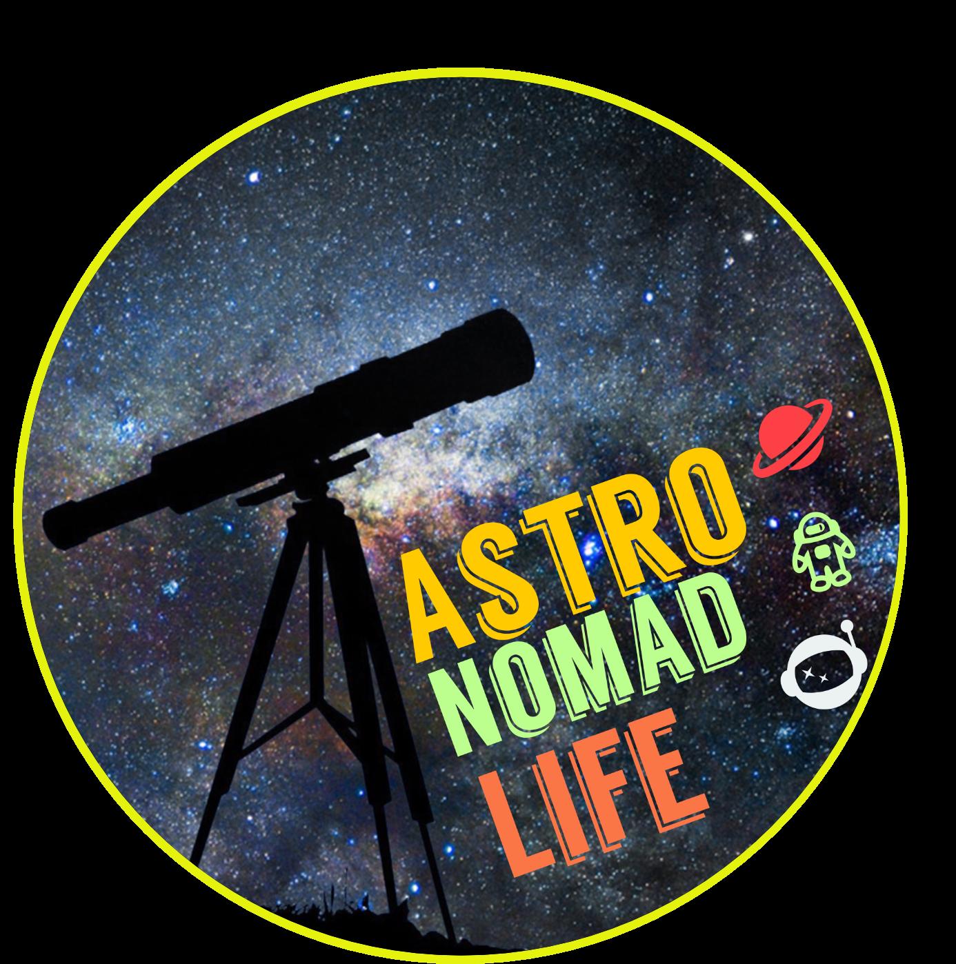 Astro Nomad life Logo